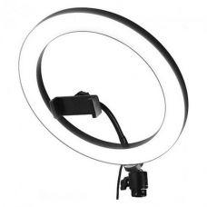 Кольцевая светодиодная Led Лампа 30 см (3 режима света, регулировка яркости) Ring Light