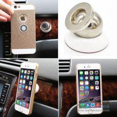 Магнітний тримач телефона на автомобільну панель
