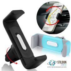Автомобільний тримач для телефона Air Vent 02 Black