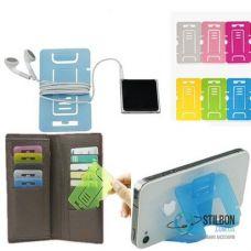 """Підставка для Телефона """"Кредитка"""" 9x5.4см Пластмаса"""