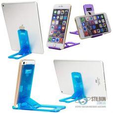 Підставка для Телефона/Планшета Складна 13х5см Пластмаса