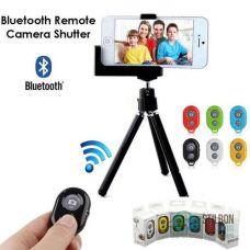 Дистанційний пульт керування камерою Bluetooth Remote Shutter (пульт для селфі)