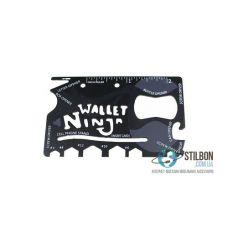 Карманный Органайзер Wallet Ninja 18in1