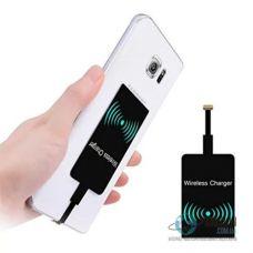Адаптер беспроводной зарядки QI Wireless для Android micro USB