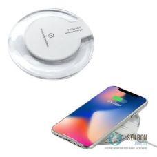 Бездротовий зарядний пристрій Fantasy wireless charger 5W QI (індукційний)