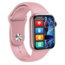 Смарт-годинник IWO М16 Plus Pink