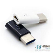 Перехідник з Micro USB на Type-C Original