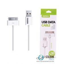 REMAX 30 pin USB кабель для Apple iPhone 3GS/4S 1м