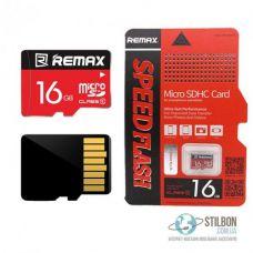 Remax 16GB microSDHC Class 10 UHS-I Накопичувальна Карта Пам'яті