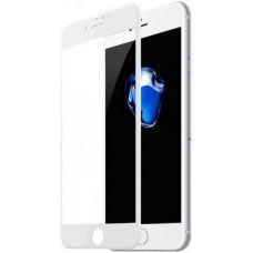 Захисне скло Baseus Edge 0.3mm для Apple iPhone 7/8 Plus White (SGAPIPH8P-KA01)