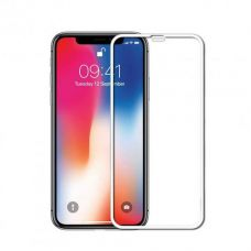 Захисне скло Mocolo 5D Full Cover для Apple iPhone X / XS White