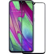 Захисне скло Epik 5D Full Cover для Samsung Galaxy A40 Black