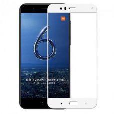 Захисне скло Epik 3D Full Cover для Xiaomi Mi 6 White