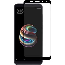 Захисне скло Toto 5D Full Cover для Xiaomi Redmi 5 Plus Black