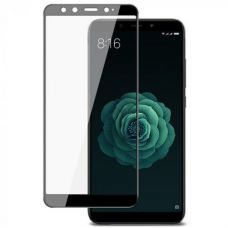 Захисне скло Epik 5D Full Cover для Xiaomi Mi 6X/Mi A2 Black