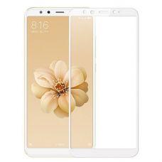 Захисне скло Mocolo 5D Full Cover для Xiaomi Mi 6X/Mi A2 White