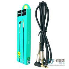 Кабель Hoco AUX Spring audio cable 1м UPA02