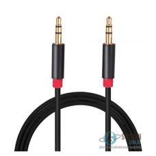"""AUX кабель MiniJack 3.5 mm """"тато""""-""""тато"""" 2 м"""