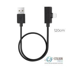 Перехідник Hoco LS9 brilliant digital audio charging cable for lightning 1.2M