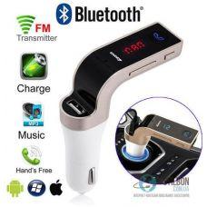 Bluetooth FM-трансмітер CAR G7 + зарядка (FM-модулятор)