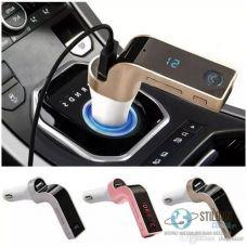 Bluetooth FM-трансмітер 9-ELEVEN + зарядка (FM-модулятор)