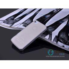 Чохол для Apple iPhone 4 4S Super-Slim Gray Пластик (Чехол Накладка)