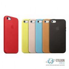 Чохол-накладка Apple iPhone 5/5S/SE Silicone Case Original