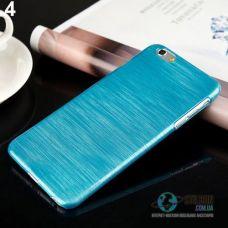 Чохол-Накладка Apple iPhone 6 6S Line Blue Пластмасса (Чехол)