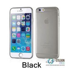 Чохол Apple iPhone 6 6S Ultra-Slim Чорний Силікон (Чехол)
