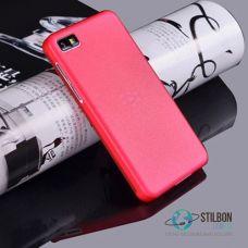 Чохол BlackBerry Z10 Ultra-Slim Red Пластмаса (Чехол)