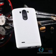 Чохол LG G3 D855 D858 D859 Soft TPU White Силікон (Чехол)