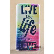 Чохол-Накладка LG L90 D405 D415 Life Пластмасса (Чехол)