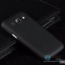 Чохол-Накладка Samsung Galaxy G350E Black Soft-Touch Пластик (Чехол)