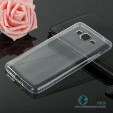Чохол Samsung Galaxy Grand Prime G530 G530H G5308W Ultra-Slim Прозорий Силікон (Чехол)