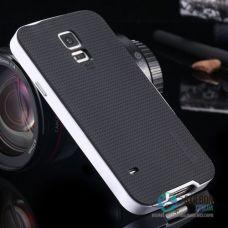 Броньований Чохол Samsung Galaxy S5 i9600 G9000 SPIGEN Neo Hybrid White (Чехол)