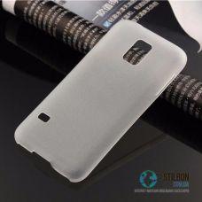 Чохол для Samsung Galaxy S5 Mini Super-Slim White Пластик (Чехол Накладка)