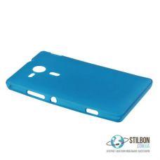 Чохол Sony Xperia SP Силікон TPU Blue (Чехол)