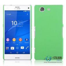 Чохол для Sony Xperia Z3 Compact Soft-Touch Green Пластик (Чехол Накладка)