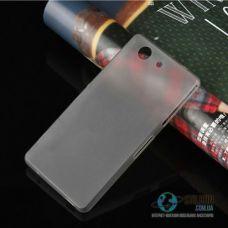 Чохол Sony Xperia Z3 Compact Ultra-Slim Gray Пластмаса (Чехол)