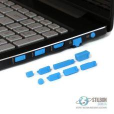Набір заглушок для ноутбука від бруду та пилюки 13шт