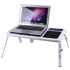 Столик подставка для ноутбука E-Table LD09 Универсальный с охлаждением
