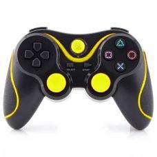 Беспроводной геймпад-джойстик TERIOS T3 Bluetooth для смартфона standart edition Black-Yellow
