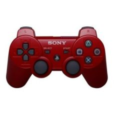Геймпад Sony Playstation Sixaxis Dualshock 3 Red