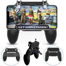 Геймпад для смартфона Epik W11+ Триггер Pad Игровой мобильный контроллер телефона Black