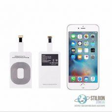 Адаптер беспроводной зарядки QI для Apple iPhone 5/5C/5S/SE/6