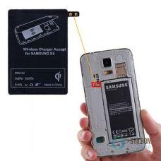 Адаптер беспроводной зарядки QI для Samsung Galaxy S5