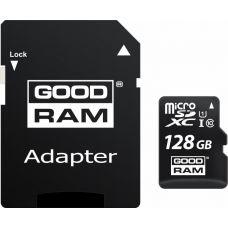 Goodram microSDXC 128GB UHS-I class 10 + adapter (M1AA-1280R12)