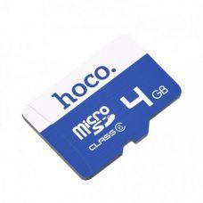 Карта пам'яті Hoco MicroSD Class 6 4GB