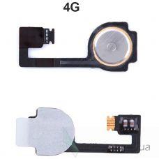 Apple iPhone 4 шлейф кнопки Home