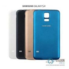Задняя крышка для Samsung Galaxy S5 Black/White/Blue/Gold